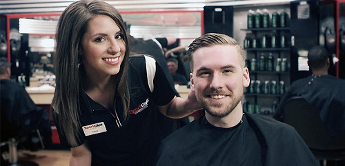Sport Clips Haircuts of Queen Creek - Ironwood​ stylist hair cut
